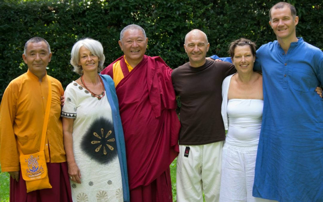 Visita di Ringu Tulku Rinpoche 2013