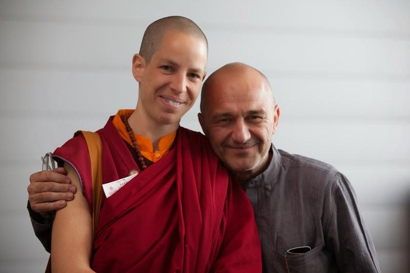 Visita del 17° Karmapa Ogyen Trinley Dorje