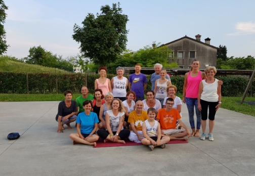 International Yoga-Day Creazzo (VI) 21062017