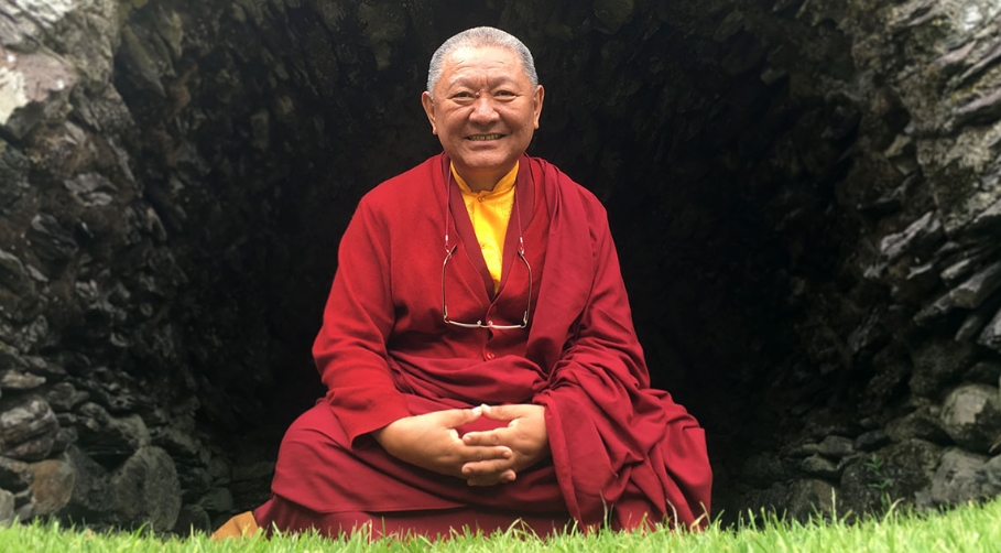 "Ringu Tulku ""Journey from the Head to the Heart"""