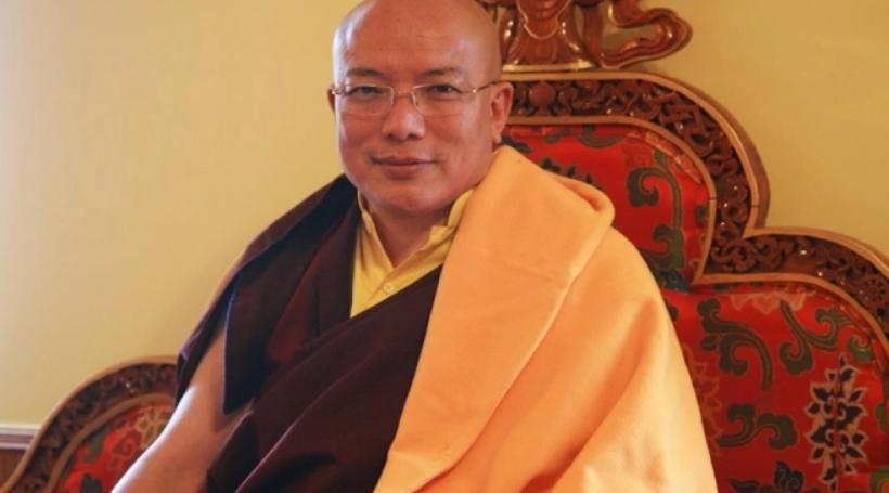 insegnamenti di tai situ rinpoche