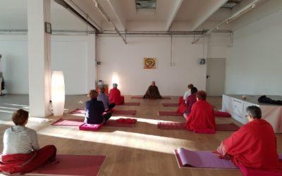 Meditazione di gruppo DYK 2018