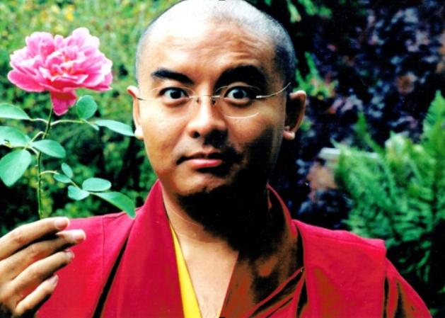 Iniziare il viaggio nel buddhismo Mingyur Rinpoche